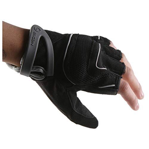 Ergon Unisex Kurze Handschuhe HT1-W, Schwarz, X-Large