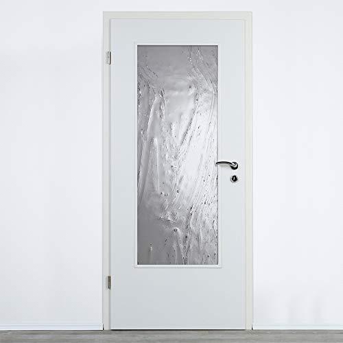 Glaseinsatz für Zimmertüren Alt Deutsch K 535 x 1420 mm, 4 mmESG Lichtausschnitt