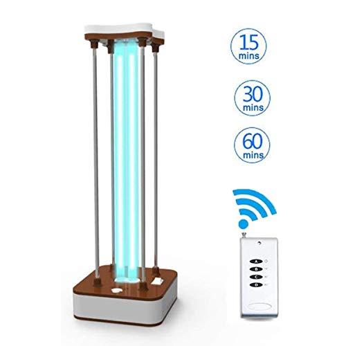 GODLV UV Ozon Germicide Lamp Hoek Is Uitgebreid door 360 Graden Derde Gear Timing Afstandsbediening Ultraviolet Licht Anti-Bacteriële Tarief 99% voor Auto Huishoudelijke Koelkast