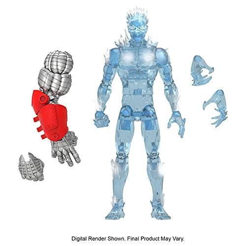 Boneco Marvel Legends Series X-Men Build-a-Figure, Figura de 15 cm - Homem de Gelo - F1011 - Hasbro