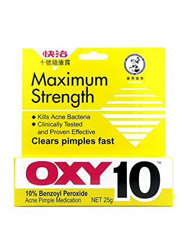 OXY Maximum Strength OXY 10 Acne Treatment 25g