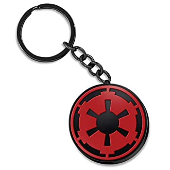 Controller Gear Officially Licensed Star Wars Jedi  Fallen Order Key Chain  Empire Logo  - Xbox 360  Xbox Black/Red One Size Fits Most  AADSXXKCE-0RIMP