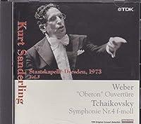 チャイコフスキー:交響曲第4番 ほか