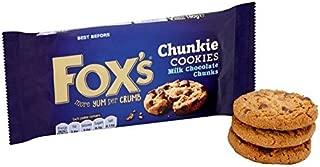 Fox's Delicious Cookies Milk Chocolate Chunks - 175g