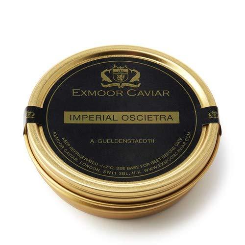 Exmoor Caviar Imperial Oscietra Caviar 125g