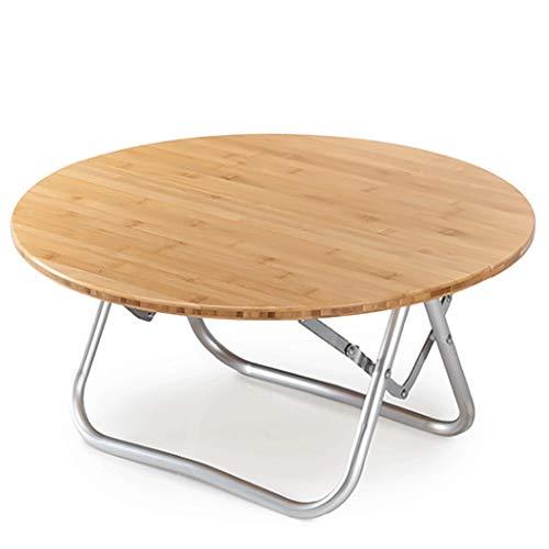 Mesa Camping Plegable Mesas laterales para acampar portátil con mesa de aluminio: mesa plegable con tapa dura en una bolsa para picnic, campamento, playa, barco, útil para comer y cocinar Mesa Plegabl
