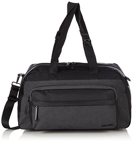 Calvin Klein Jeans Sporttasche BO Duffle Schwarz (Black/Charcoal) J5IJ500414