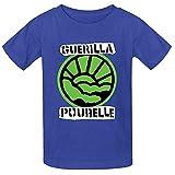 Photo de AZHU Youth Heart Normal Fit Guerilla Poubelle T-Shirt