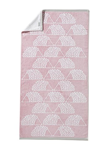 Scion living Drap de Douche, 100% Coton, Blush, 70 x 130 cm