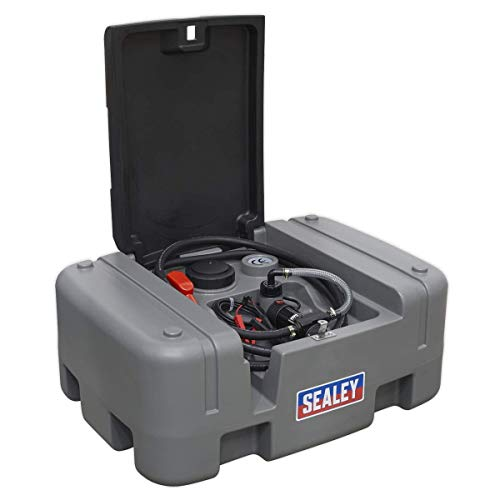 Sealey D200T Tragbarer Dieseltank, 200 l, 12 V