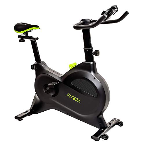 FITBOX LITE 3rd Generation Fitness Bike, Spin Bike, Diet Equipment, Easy Assembly, Quiet, Training Bike