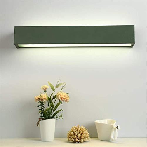 YJ01 plafondlamp nordic spiegel koplampen badkamer waterdichte spiegel muur lamp groen eenvoudige slaapkamer dressing tafel spiegel muur lamp