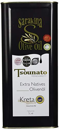 Sarakina Extra Natives Olivenöl, 5 l
