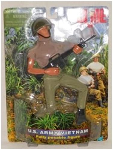 Gi Joe U.s. Army Vietnam by G. I. Joe