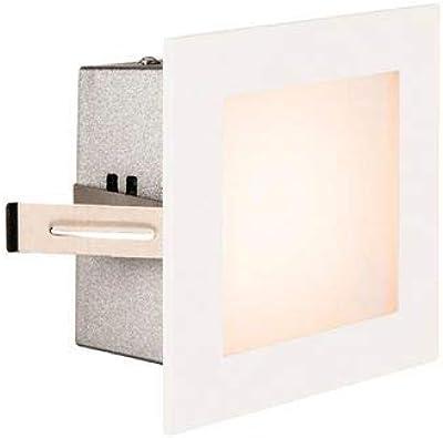 SLV Frame 230V Basic Applique murale à LED pour intérieur Blanc 2700 K 3,1 W
