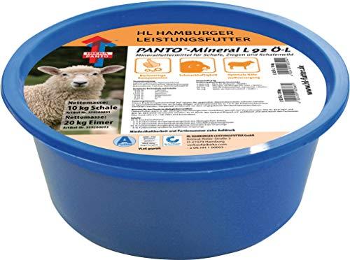 Panto Leckschale L92 für Schafe ohne Kupfer, 1er Pack (1 x 10 kg)