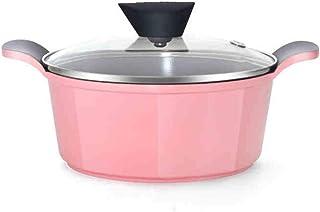 Pot Powder Casserole Ceramic Soup Pot Binaural Non-stick Pan Gas Stove And Instant Noodle Pot Induction Cooker 3-4 Edible ...