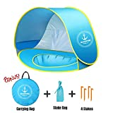 Pop-up Beach & Outdoor Baby Tent, Protective & Portable Sun Shelter, Provides Shade