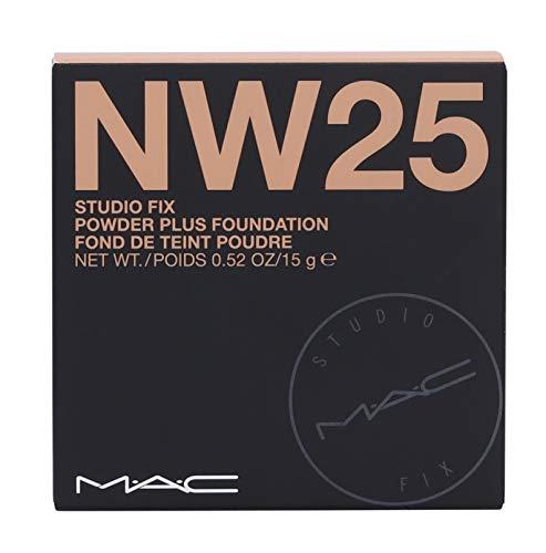 Mac Mac Studio Fix Powder Plus Foundation Nw25 15Gr - 1 Unidad