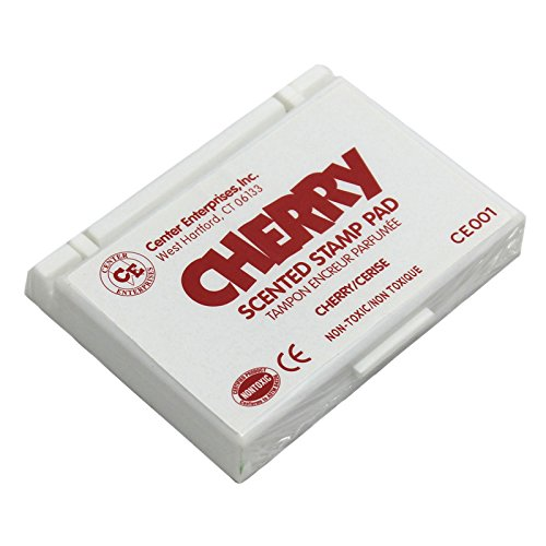 Stamp Pad Scented Cherry Red - Case of 7
