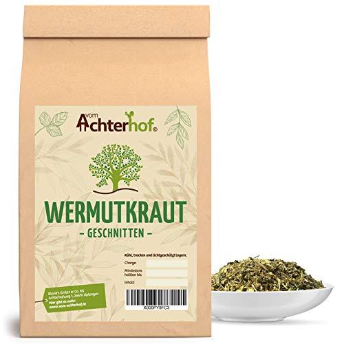 Wermutkraut geschnitten 1kg Wermut-Tee Kräutertee natürlich vom-Achterhof