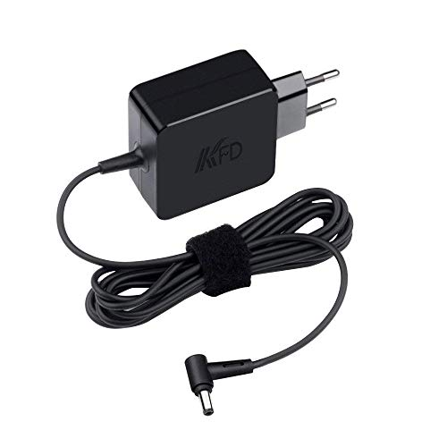 Kfd alimentation adaptateur d'alimentation pour ACER ASUS HP Dell Samsung Sony 45W 19V per Asus Toshiba 5,5*2,5MM