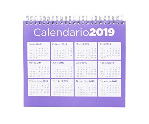 Grupo Erik Editores CS19027 - Calendario de sobremesa 2019 Genérico, 17 x 20 cm
