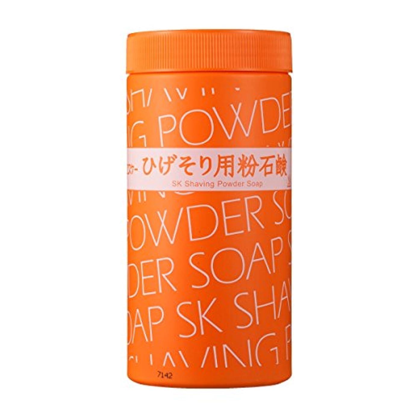 セーブ正確契約エスケー石鹸 エスケー ひげそり用 粉石鹸 500g シェービングフォーム