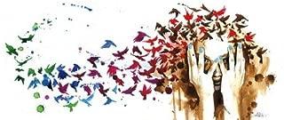 Birds, Birds, Birds by Lora Zombie 20x14 Art Print Poster