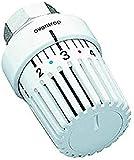 UniLH Oventrop Thermostat Mixte LH x 1-5 Blanc avec réglage à zéro 7-28 °C
