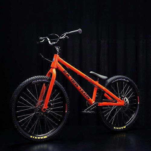 Professionelle Street Bike-Street-Trial-Fahrräder, geeignetes, ausgefallenes Klettern für Anfänger-Ebene zu fortgeschrittenen Reiter-24inch BXM,A,Without Brake