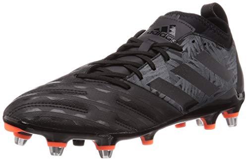 adidas Mens Malice Elite Rugby Boots Black UK 8 (42)