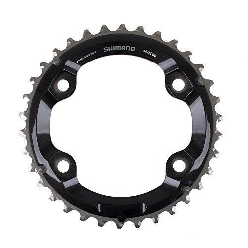 Shimano FC-M8000 Bicycle Chainring - 34T-BB for 34-24T - Y1RL98070