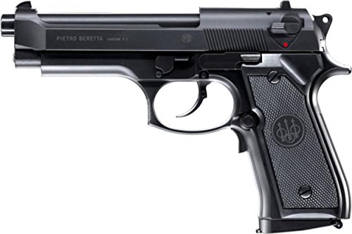 BERETTA Softair 92 FS < 0.5 Joule, Unisex-Adulto, Nero, Taglia Unica