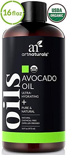 ArtNaturals USDA Organic Avocado Oil - (16 Fl Oz /...