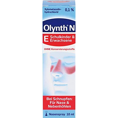 Olynth N E Nasenspray bei Schnupfen, 10 ml Lösung