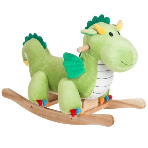 Check Out This Happy Trails Rocking Dagwood Dragon