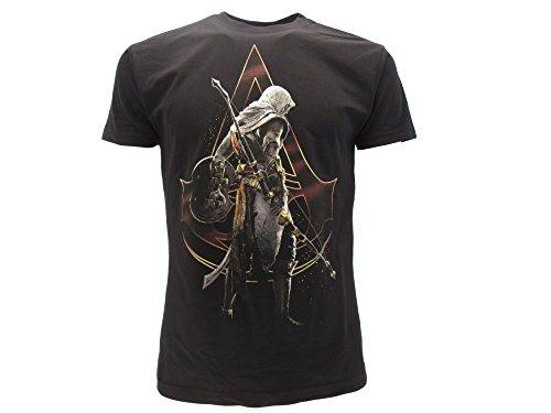Assassin's Creed T-Shirt Camiseta BAYEK tamaño S (Small) Origins - 100% Oficial y Original