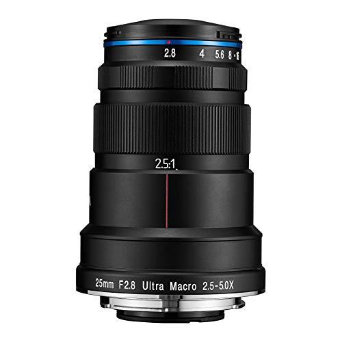 LAOWA Objectif 25mm f/2.8 Macro pour Nikon