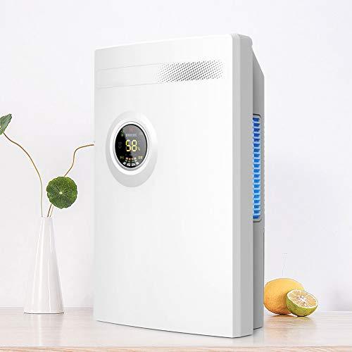 RZH 2200ML 220V Smart Luftentfeuchter,Led-Bildschirm Klimaanlage Reinigung Luftentfeuchter Luft Trockner Maschine Schlafzimmer Keller Hause