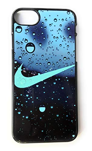 Water Droplets Background Nike Just Do It Luxury Design Phone Case Cover for iPhone (iPhone 7/8)