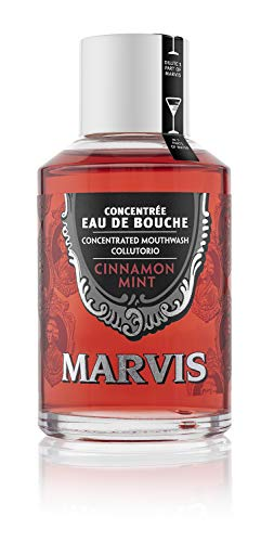 Marvis Mouthwash Cinnamon Mint 120 ml, 1 stuk
