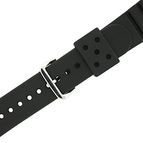 Rubber Watch Band Original 22mm for Divers Model