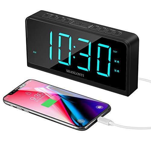 despertador reloj fabricante SHANLONYI