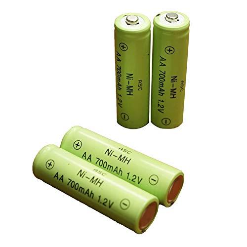Best solar light rechargable batteries