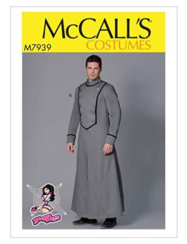 McCall's Schnittmuster, Papier, weiß, verschiedene Farben