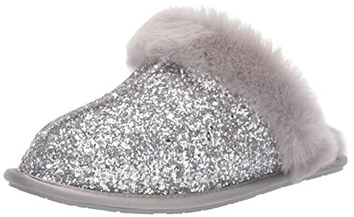 UGG Damen W Scuffette II Cosmos Pantoffeln, Silber (Silver Slvr), 39 EU