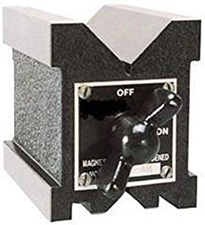 Precision Magnetic Vee Blocks Size 70 x 65 x 50mm V Block Heavy Duty New