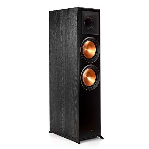Klipsch RP-8000F - Lautsprecher (Verkabelt, 150 W, 32-25000 Hz, 8 Ohm, Schwarz)