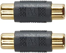 Acoustic Research AP-316 Rca Coupler (Discontinued by Manufacturer)